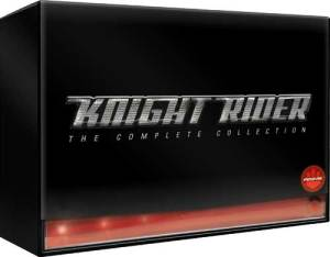 Knight Rider - The Complete Set on DVD