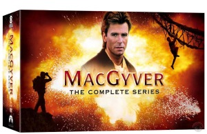 MacGyver - The Complete Set on DVD